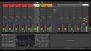 Ableton Live 10 | Deep Minimal Techno | Workflow Live Act
