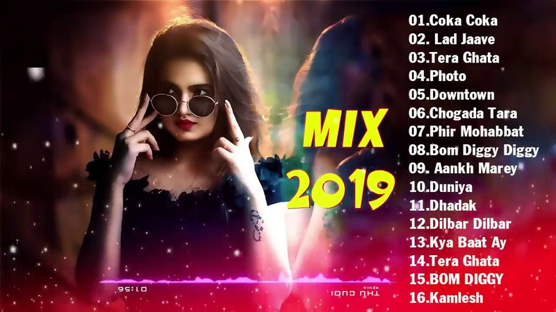 BOLLYWOOD NONSTOP REMIX MASHUP SONG 2019 | NONSTOP PARTY DJ MIX VOL 01 | BEST HINDI REMIX SONGS 2019