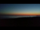 Утро на море. рассвет
