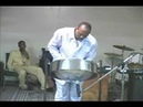 My redeemer lives steel pan solo by bro sample