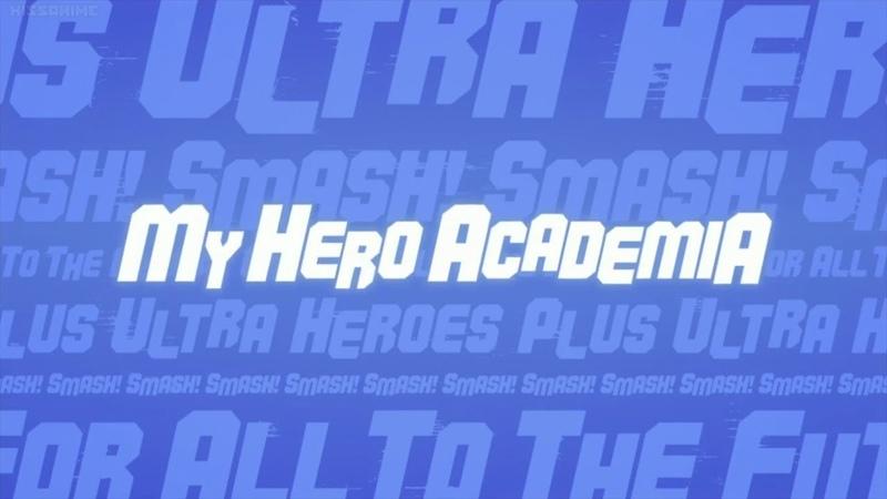 Boku no Hero Academia Ending 2 | Dakara Hitori Janai - Little Glee Monster
