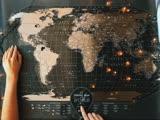 Travel Map Air