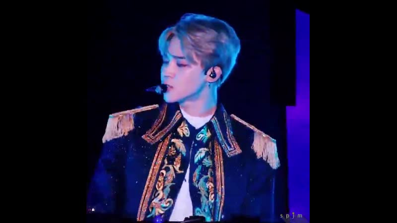 Park Jimin is a prince and here is the video to prove it
