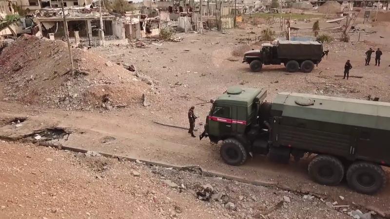 Армия России вошла в последнюю крепость боевиков в Гуте — реакция жителей