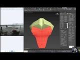 3D Моделирование Без купюр - Zbrush + 3Ds MAX RedShift Render