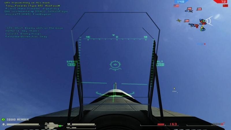 Bf2 jetfight F-35B