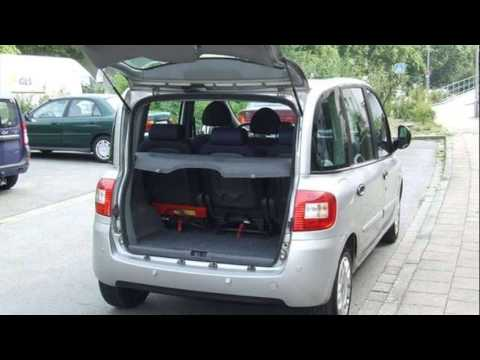 Fiat Multipla 1 9 JTD