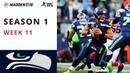 Madden 19 | UFL | SE01WE11 vs Green Bay Packers