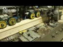 Собственное производство профилированного бруса компании Свой Терем- деревообрабатывающая база ДЕРЕВЯШКА