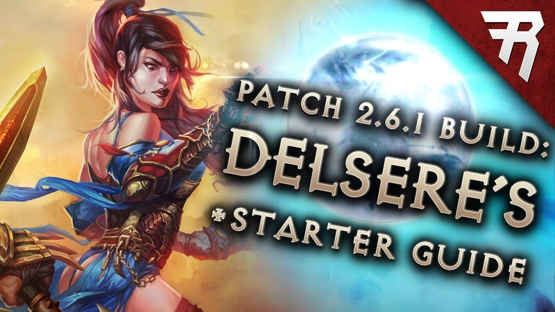 Diablo 3 2 6 1 Wizard Build Starter Delsere's Magnum Opus DMO GR119 Speed Guide Season 14