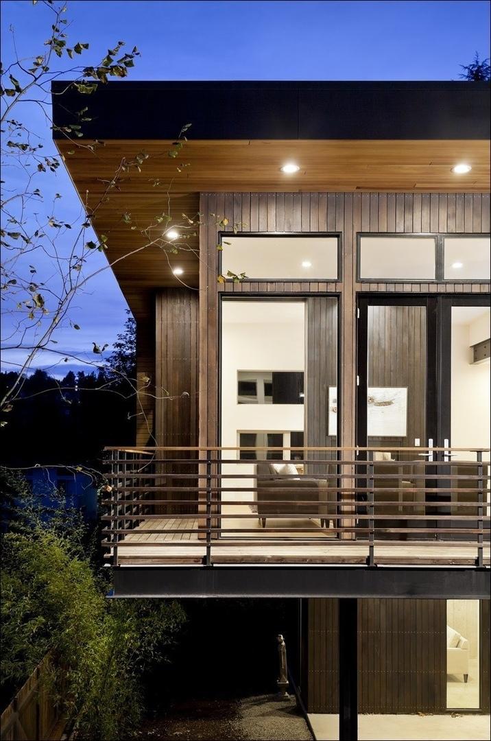 Дом на Дереве в Сиэтле