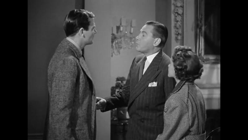 Иностранный корреспондент (1940, США, боевик, триллер, мелодрама, военный). Альфред Хичкок