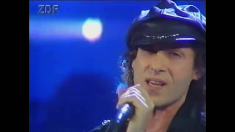 Scorpions Wind of Change Peters Popshow 1991