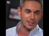 Тимур Родригез говорит на французском языке