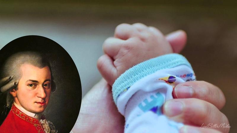 Mozart para Bebés - Música Relajante de Mozart para Dormir Profundamente - Nana de Música Clásica