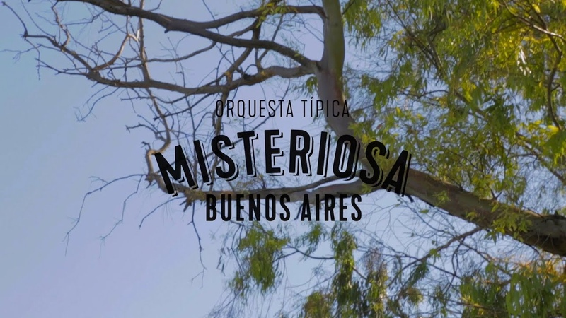 New! Orquesta Típica Misteriosa Buenos Aires Campeona (J.Arias)