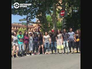 Блок Никола Пашиняна победил на выборах в Армении