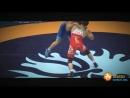 Hassan Yazdani Wrestling Highlights 2018 Official Teaser 2018 Iran