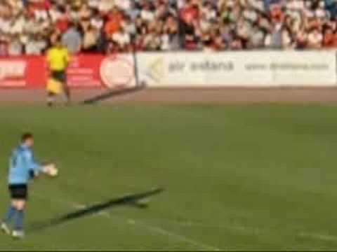 Незасчитанный гол Нурбола Жумаскалиева в ворота Аустрии