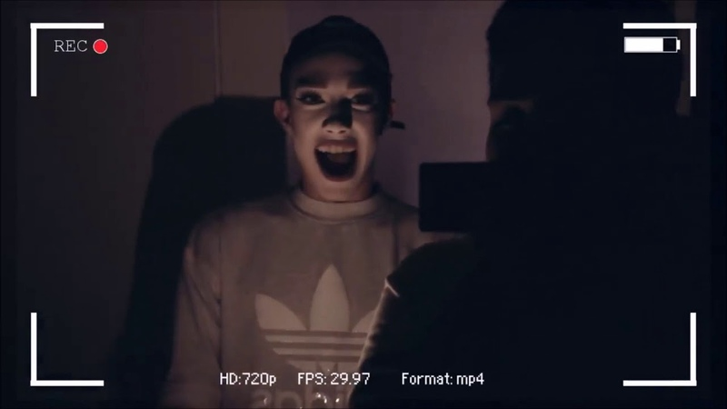 Jump scare with james charles HAI SISTERS
