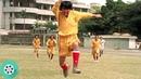 Шаулинская команда против команды Puma. Убойный футбол (2001) год.
