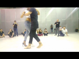 Kristopher Menсаk & Marina kizomba