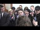 Звільнення Надії Савченко та Володимира Рубана з під варти. 15 квітня