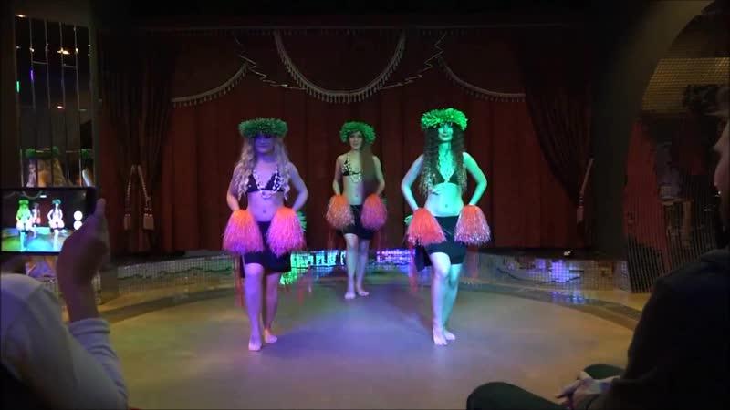 Maohi Tribe танцы Полинезии