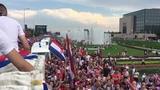 "Hrvatski nogometni savez on Instagram: ""?? Kakva dobrodošlica za doprvake svijeta. / What a welcome for #WorldCup silver medallist in Zagreb. ?? #B..."