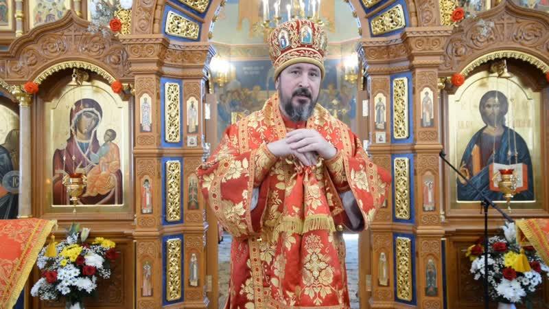 Проповедь митрополита Савватия в 2-ю Неделю по Пасхе, апостола Фомы.