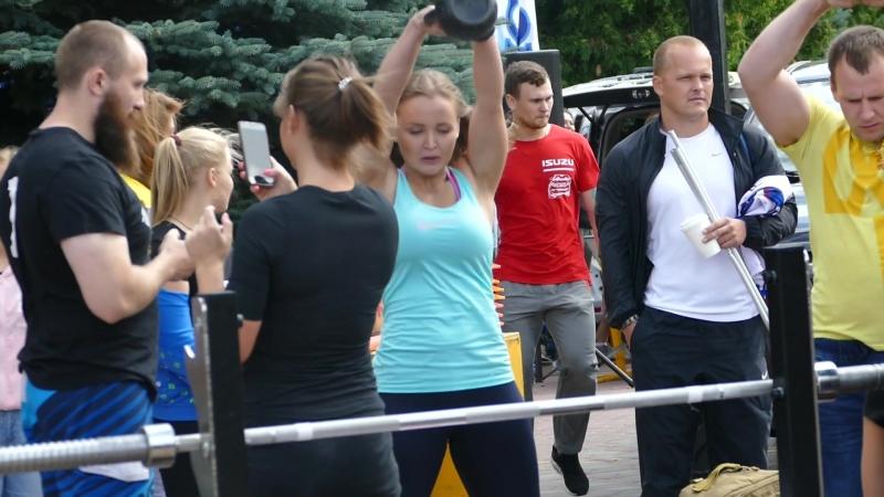гиревой спорт и силачи день физкультурника в Челябинске