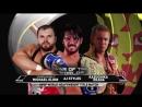 AJ Styles (c) vs. Kazuchika Okada vs. Michael Elgin, for IWGP Heavyweight Title