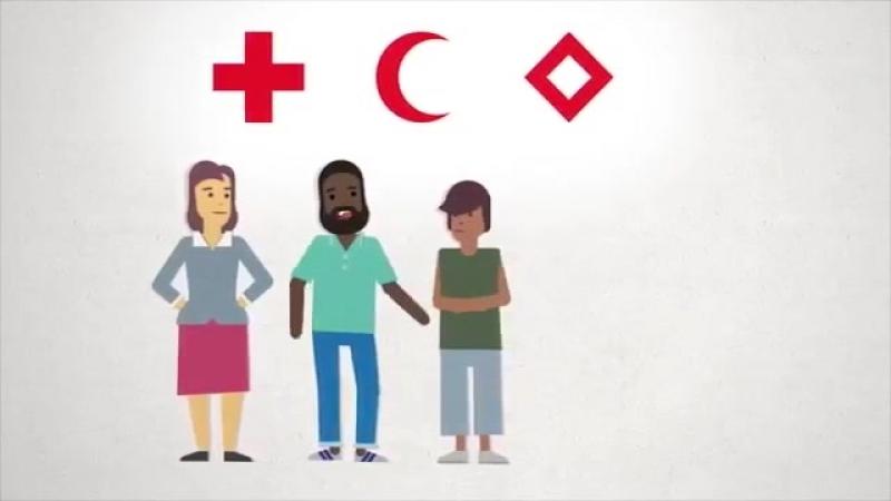 Что означает эмблема Красного Креста или Красного Полумесяца?