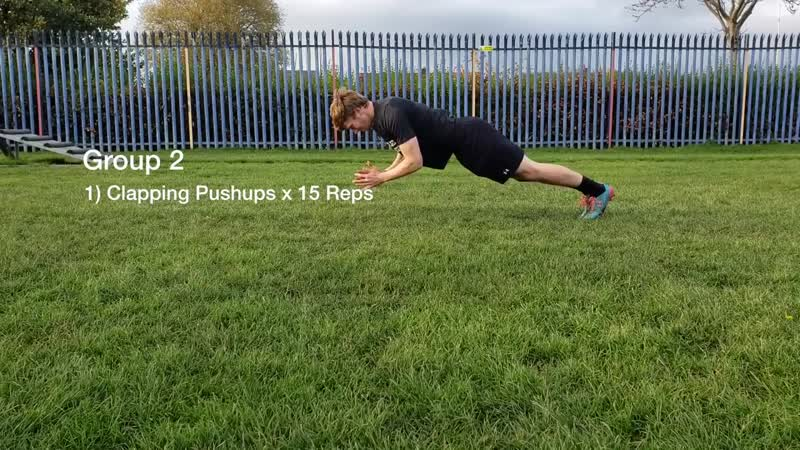The Ultimate 15 Minute Bodyweight Workout for Footballers_Soccer Players