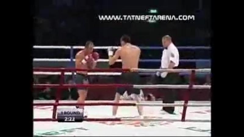 БОЙ №1 - Армен Исраэлян (Россия г. Саратов) VS Виталий Гурков (Белоруссия)
