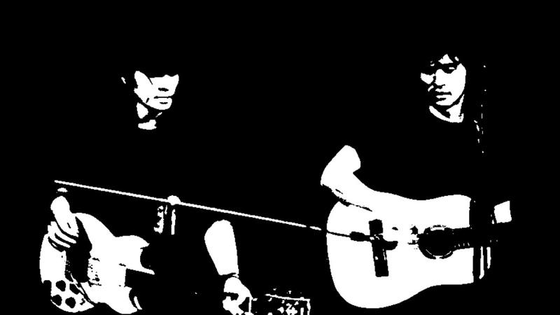 Ч.2 Виктор Цой и Юрий Каспарян - Концерт в ДКМир 1987г. (Памяти Виктора Цоя)