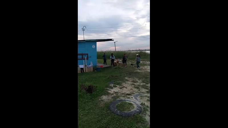 Live: База отдыха Родничок Челябинская область Домики