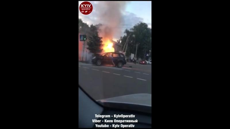 Серйозна ДТП сталася у селі Крюковщина під Києвом