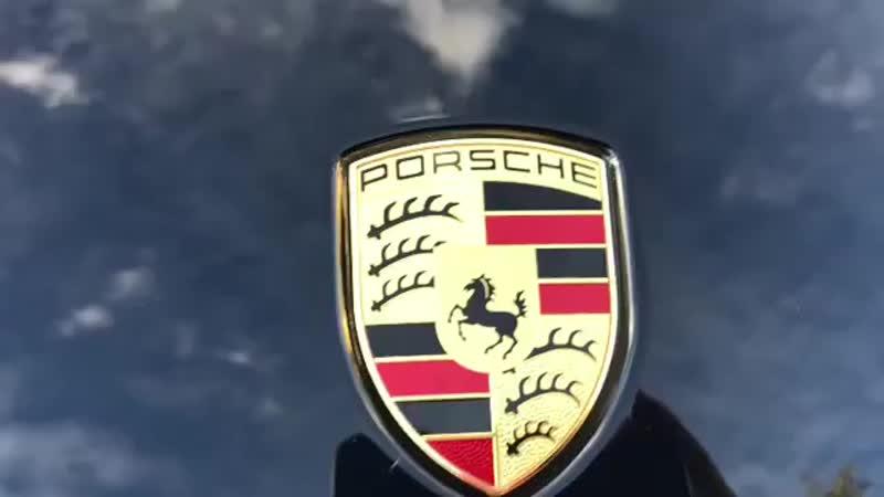 Защита кузова и салона Porsche Cayenne керамикой » Freewka.com - Смотреть онлайн в хорощем качестве