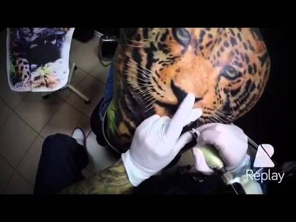 Oleg Shepelenko Realism tattoo