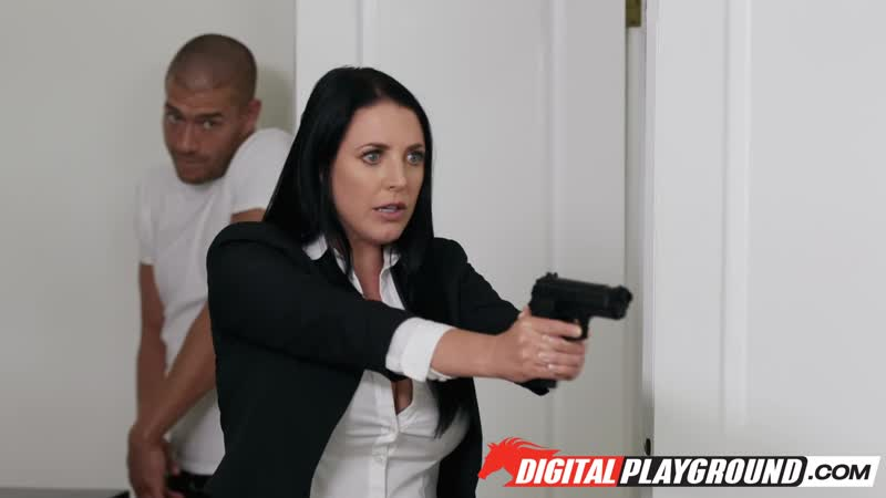 Gina Valentina Angela White MILF, Big Tits, Big Ass, Big Cock, Blowjob, Deep Throat, Gonzo, Hardcore, Cum On