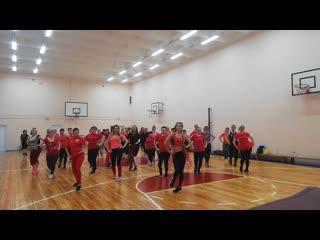 ZuMBA RED PARTY on March 6 zin Viki - Артур Пирожков - Челентано