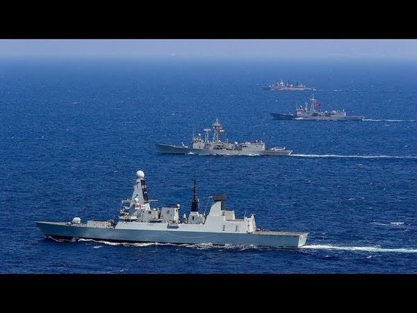 Другий таран! Кораблі НАТО та України в Керченській протоці. Задіється авіація