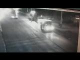 Видео момента Дтп на Мичуринской