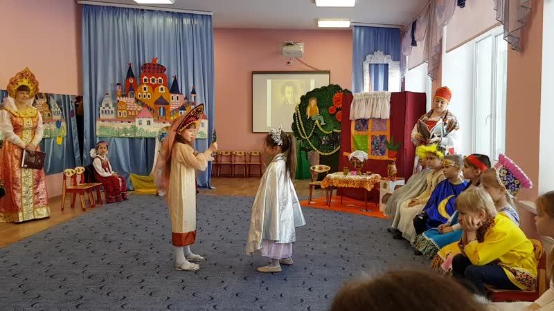 4)пушкинская неделя.сад.