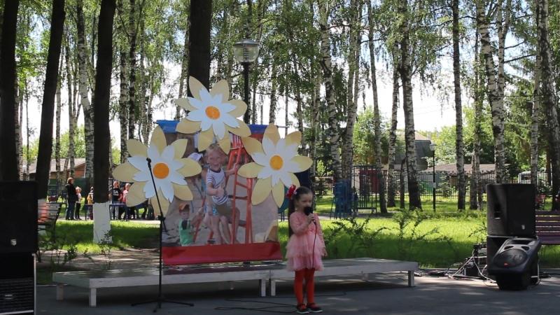 Хлопайте в ладоши Лиза Уколова Студия эстрадного вокала Чародеи