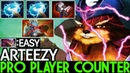 Arteezy [Pangolier] Insane Pro Player Counter PL Epic Game 7.19 Dota 2