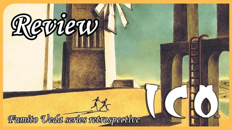 Review: Ретроспектива творчества Фумито Уэды. Часть 1. ICO