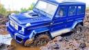 RC Cars MUD Mercedes Benz G500 4x4² Gelendewagen MST CFX-W — Wilimovich