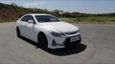 Toyota Mark X переделанный в G's. Пробег 200 тысяч км. Надёжный ли Правый руль??